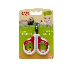 I168568-Living World Small Animal Nail Trimmer
