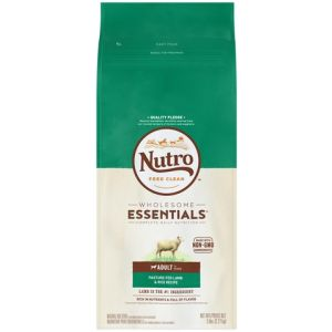 I247326-Nutro Lamb & Rice Dog Food 2.27kg