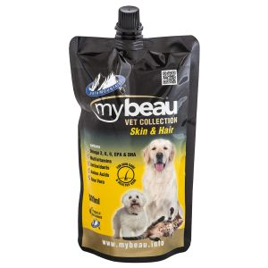 I171009-Mybeau Skin & Hair Supplement For Dogs & Cats 300ml