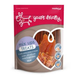 I171735-Yours Droolly Mix Ups Dog Treats 500g