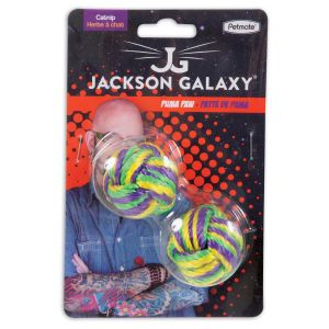 I172189-Jackson Galaxy Puma Catnip Ball Cat Toy