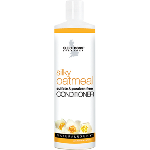 I173116-Isle Of Dogs Silky Oatmeal Dog Conditioner 473ml