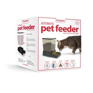 I206158-Petware Automatic Pet Feeder 1.8l
