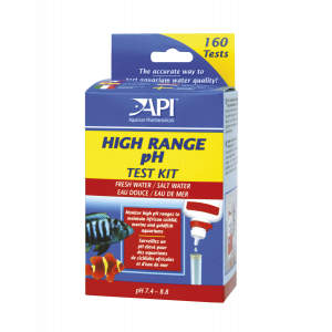 I207838-Api High Range Ph Test Kit (160 Tests)