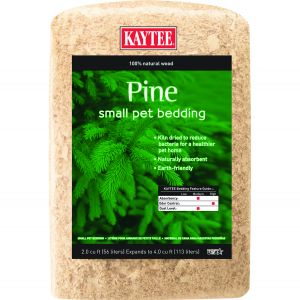 I248904-Kaytee Pine Bedding 57l (113l Expanded)