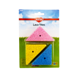 I234548-Kaytee Lava Bites For Small Pets 3 Pack