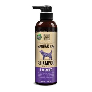 I237731-Reliq Mineral Spa Dog Shampoo Lavender 500ml