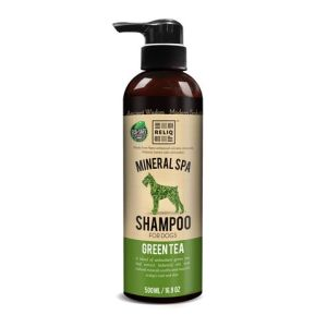 I237732-Reliq Mineral Spa Dog Shampoo Green Tea 500ml