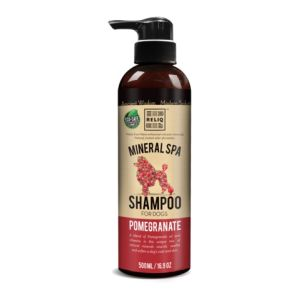 I237733-Reliq Mineral Spa Dog Shampoo Pomegranate 500ml