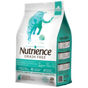I239029-Nutrience Grain Free Turkey, Chicken & Duck Indoor Cat Food 2.5kg
