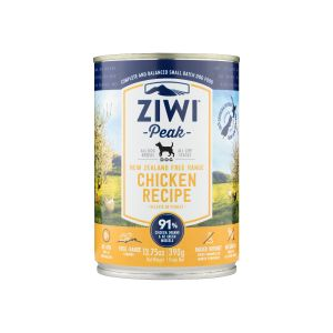 I240876-Ziwi Peak Daily Dog Cuisine Chicken Can 390g