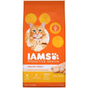I241799-Iams Proactive Health Adult Cat Food Chicken 3.18kg