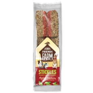 I241755-Tiny Friends Farm, Stickles Apple & Cranberry 2pk