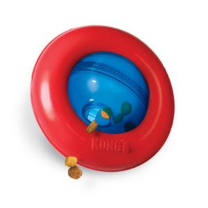 I241932-Kong Dog Toy Gyro Ball Large