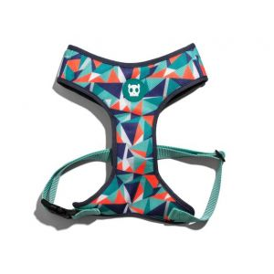I241916-Zee.dog Dog Air Mesh Harness Ella Small