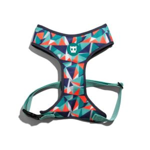 I241917-Zee.dog Air Mesh Harness Ella M