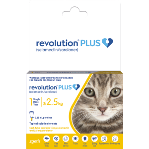 I243744-Revolution Plus Cat 1.25-2.5kg 1pk