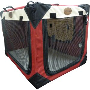 I247812-Animates Soft Crate For Large Dogs