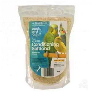 I250510-Best Bird 1st Choice Softfood 450g
