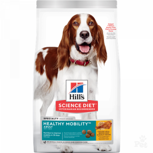 I251469-Hill's Science Diet Adult Heathy Mobility Dry Dog Food 12kg
