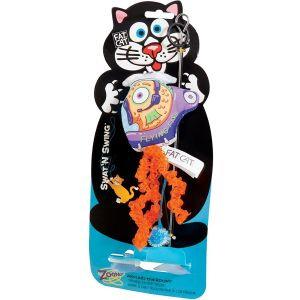 I237657-Fatcat Swat Swing Flying Fish Cat Toy