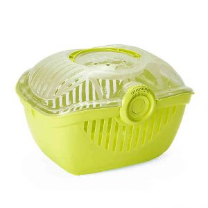 I238319-Top Runner Small Pet Carrier Large Yellow
