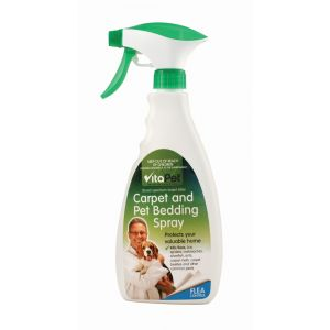 I127372-Vitapet Flea Carpet & Pet Bedding Spray