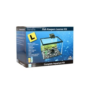 I134323-Elements Fish Keepers Learner Kit 21l