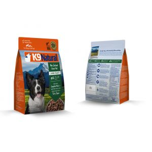 I248614-K9 Natural Freeze Dried Raw Lamb Dog Food 500g