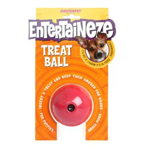 I248012-Yours Droolly Ball Treat Dispenser Small Dog Toy