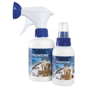 I246724-Frontline Flea & Tick Spray 100ml
