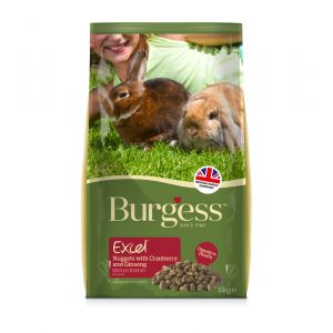 I240887-Burgess Excel Rabbit Nuggets Mature 2kg
