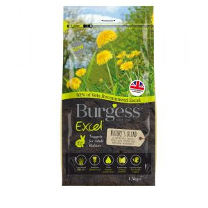 I175933-Burgess Excel Nuggets Nature Blend 1.5kg