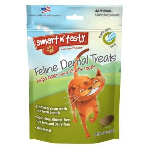 I247667-Smart N' Tasty Feline Dental Treats Tuna 85g