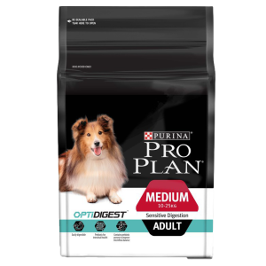 I247638-Pro Plan Sensitive Digestion Dog Food with Optidigest 2.5kg