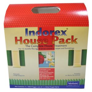 I207238-Indorex House Pack Flea Treatment
