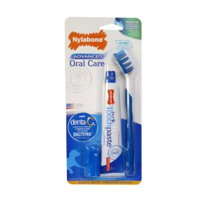 I236054-Nylabone Advanced Oral Care Natural Dental Kit