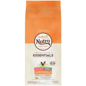 I237040-Nutro Chicken, Rice & Sweet Potato Small Breed Senior Dog Food 2.27kg