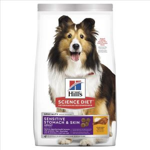 I250396-Hills Science Diet Sensitive Stomach & Skin Adult Dog Food 12kg