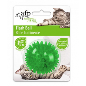 I163294-AFP Modern Cat Flash Ball Cat Toy