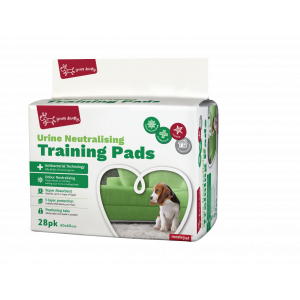 I248057-Yours Droolly Urine Neutralising Training Pads 28 Pack