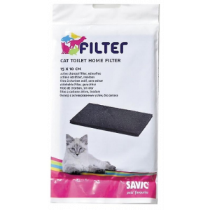 I154102-Charcoal Filter For Savic Hooded Litter Tray