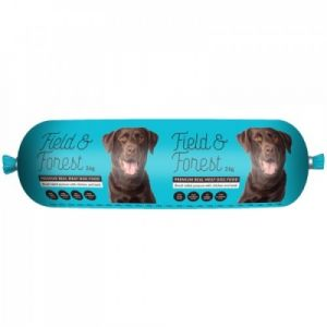 I240857-Field & Forest Possum, Chicken And Lamb Dog Roll 2kg
