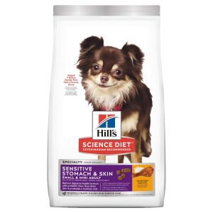 I250395-Hill's Science Diet Sensitive Stomach & Skin Small Breed Dog Food 1.81kg