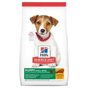 I250398-Hill's Science Diet Small Bites Puppy Food 2kg
