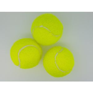 I138565-Mix And Match - Tennis Ball With Bell