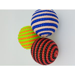 I237815-Mix And Match - Rope Ball