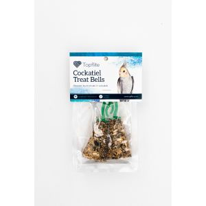 I240923-Topflite Cockatiel Seed Bell Twin Treat Pack
