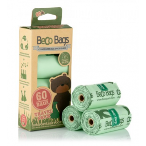 I241522-Becobags Compostable 60 Pack