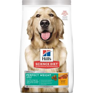 I246620-Hills Science Diet Perfect Weight Dog Food 1.8kg